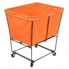 3 Bushel Orange Elevated Style Trucks