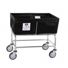 3 Bushel Elevated Vinyl Truck, Black