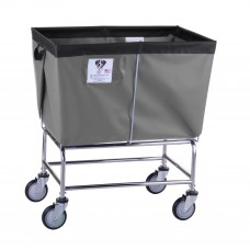 6 Bushel Elevated Vinyl Truck, Gray