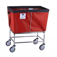 6 Bushel Elevated Vinyl Truck, Red