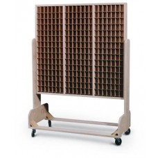 315 Opening Free Standing Tag Rack, Tray