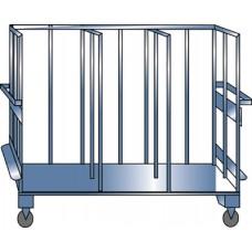 Empty Tray Cart