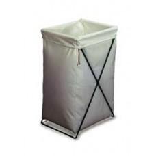 White Vinyl Bag