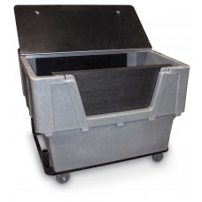 Bed Bug Containment Cart