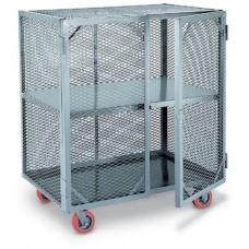 Heavy Duty Mobile Locker/Security Cart
