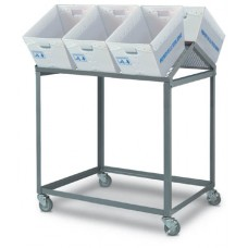 Elevated Tray Rack - 6 Tub Capacity