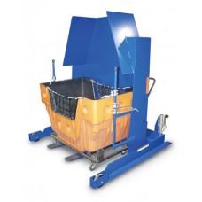 Portable Hamper Dumper for Material Handling Container Truck (Cube Cart)
