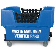 WASTE MAIL ONLY PARS VERIFIED Container Truck