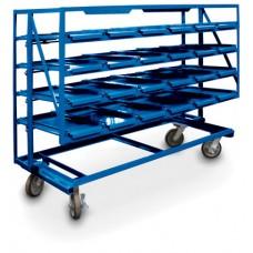 Material Handling Tray Cart