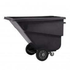 Tilt Truck - Small, 5/8 Cubic Yard Capacity, Black