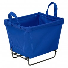 1 Bushel Blue Small Baskets