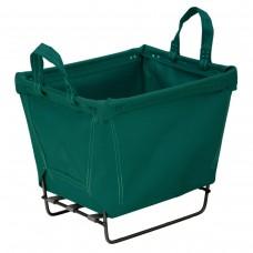 1 Bushel Green Small Baskets