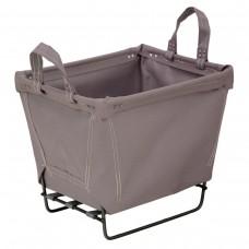 1 Bushel Grey Small Baskets