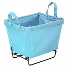 1 Bushel Lt. Blue Small Baskets