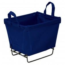 1 Bushel Navy Blue Small Baskets