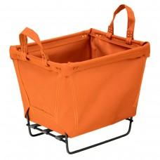 1 Bushel Orange Small Baskets