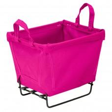 1 Bushel Pink Small Baskets