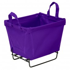 1 Bushel Purple Small Baskets