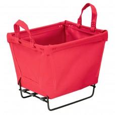 1 Bushel Red Small Baskets