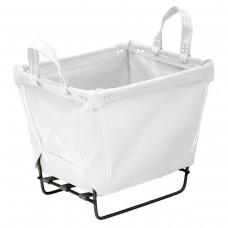 1 Bushel White Small Baskets
