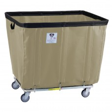 "6 Bushel ""Permanent Sewn-On"" Truck, Beige"