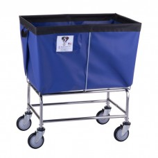 6 Bushel Elevated Vinyl Truck, Blue